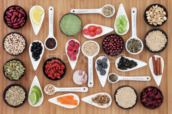 Diet and Weight Loss Food Stock photo © marilyna