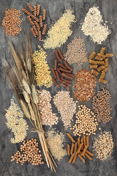Dried Macrobiotic Health Food Stock photo © marilyna