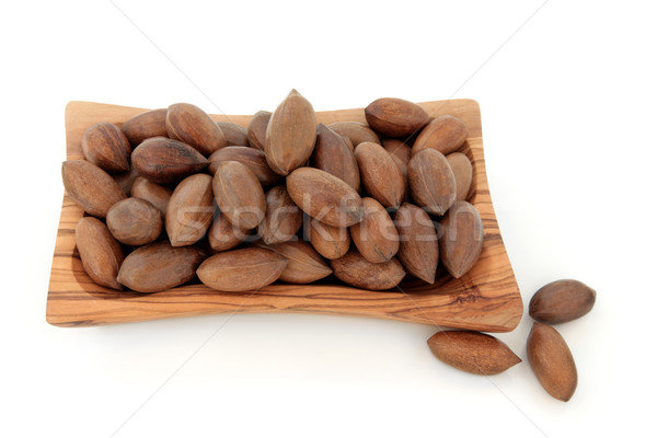 Pecan Nuts Stock photo © marilyna