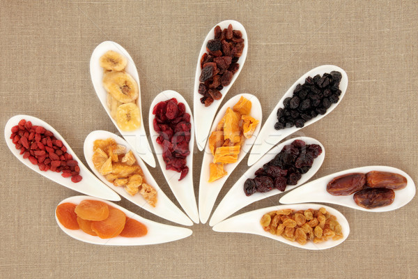 Mixed Dried Fruit Stock photo © marilyna