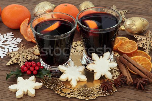 Mulled Wine Stock photo © marilyna
