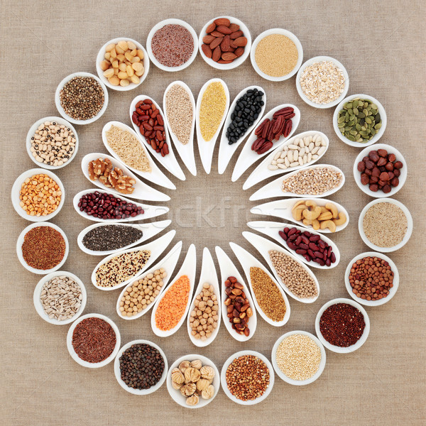 Vegan High Protein Health Food Stock photo © marilyna