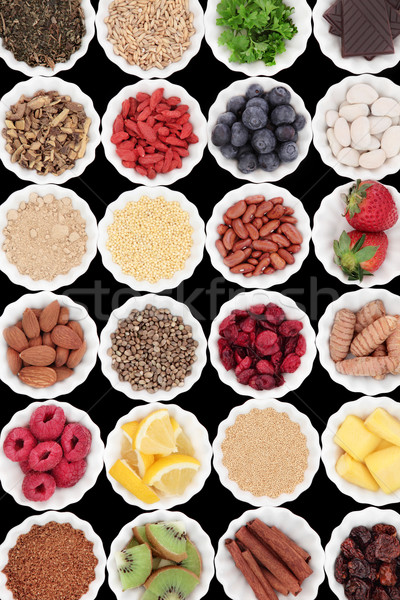 Health and Diet Superfood Stock photo © marilyna