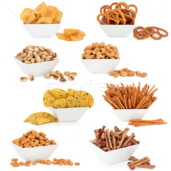 Snack Food Stock photo © marilyna
