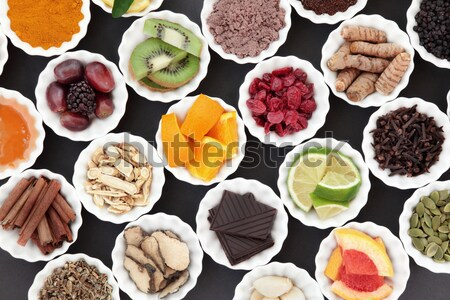 Aphrodisiac Food for Sexual Health Stock photo © marilyna