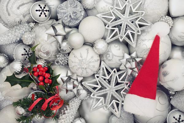 Stock photo: Symbols of Christmas