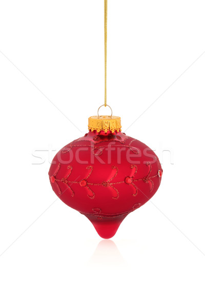 Christmas Bauble Stock photo © marilyna