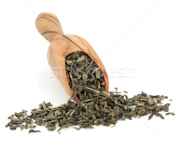 Chun Mee Tea Stock photo © marilyna
