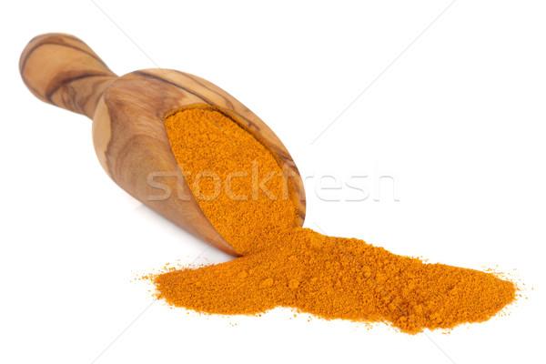 Turmeric Spice Stock photo © marilyna