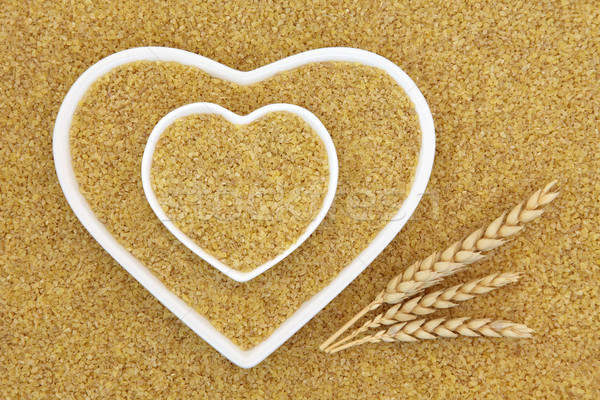 Bulgur Wheat Stock photo © marilyna