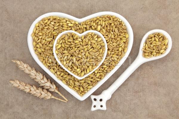 Khamut Khorasan Wheat Stock photo © marilyna