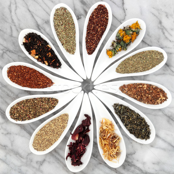 Herbal Teas Stock photo © marilyna