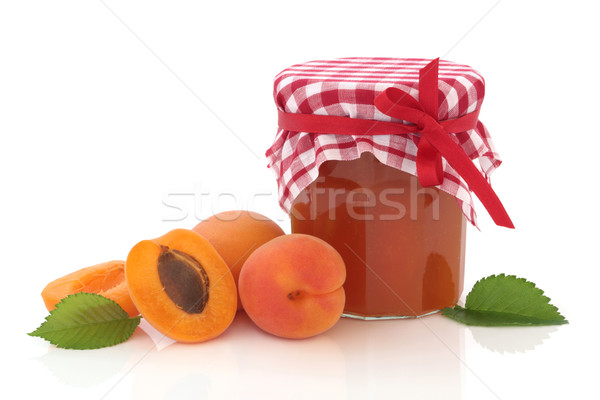 Apricot Jam Stock photo © marilyna