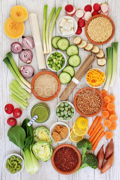 Japanese Macrobiotic Health Food Stock photo © marilyna