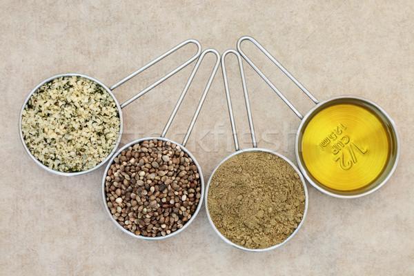 étel termékek egészség mag aszalt magok Stock fotó © marilyna