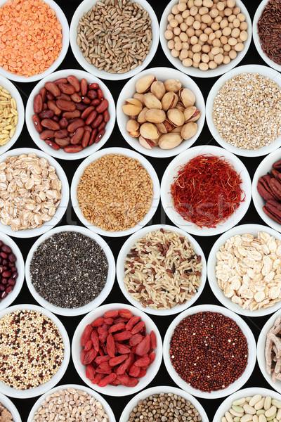 高い 繊維 健康 食品 ストックフォト © marilyna