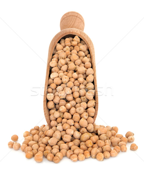 Chick Peas Stock photo © marilyna