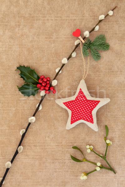 Stock photo: Christmas Abstract