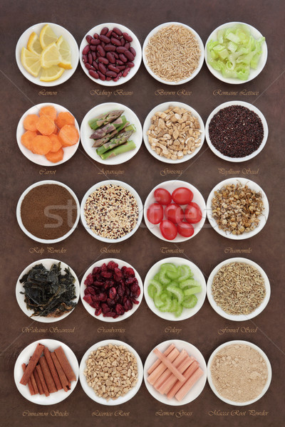 Diet Superfood Selection Stock photo © marilyna