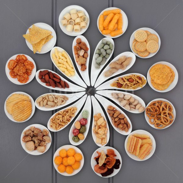 Snack Food Platter  Stock photo © marilyna