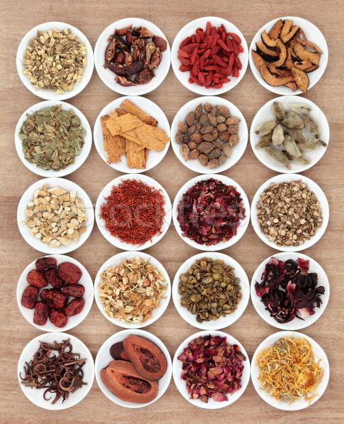 Herbal Medicine  Stock photo © marilyna
