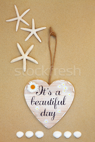 Its A Beautiful Day  Stock photo © marilyna
