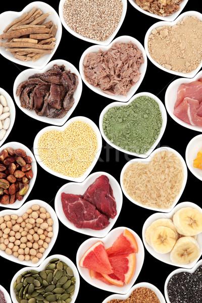 Healthy Food Stock photo © marilyna