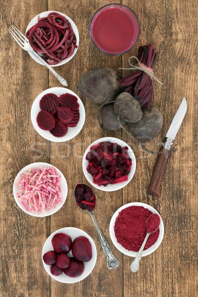 ビートの根 野菜 健康 食品 スムージー ジュース ストックフォト © marilyna