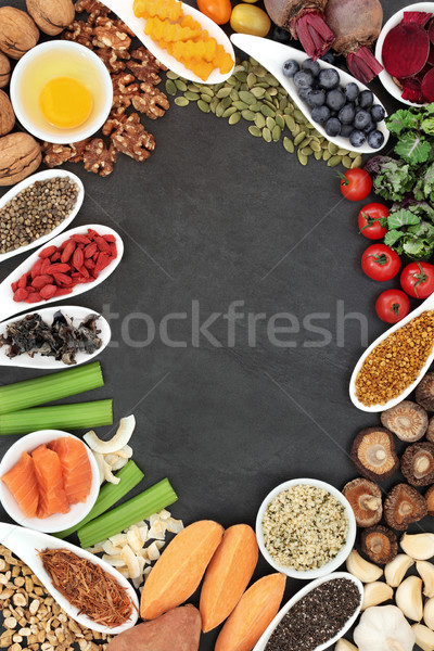 Brain Boosting Health Food  Stock photo © marilyna