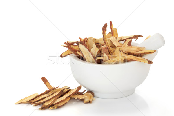 Licorice Root Stock photo © marilyna