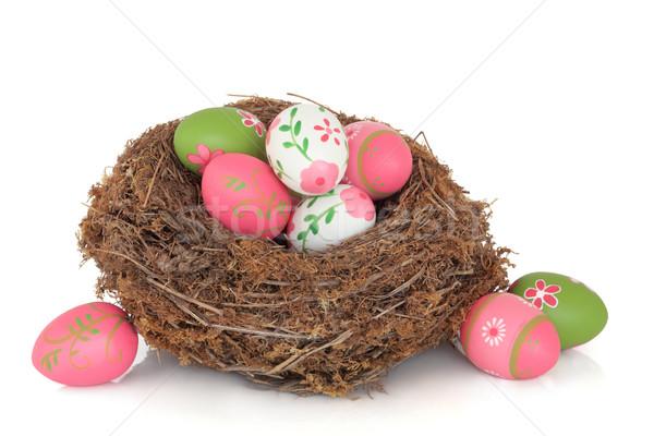 Easter Eggs Stock photo © marilyna