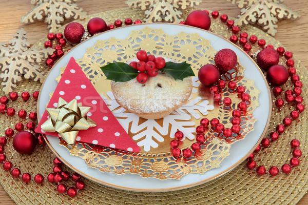 Merry Christmas Stock photo © marilyna