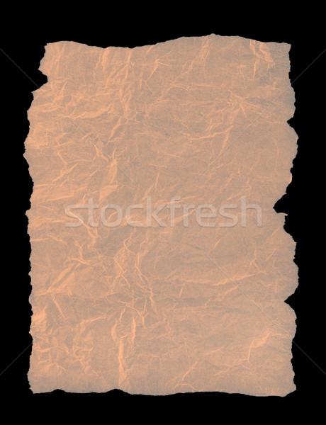 Grunge Tissue Paper Stock photo © marilyna