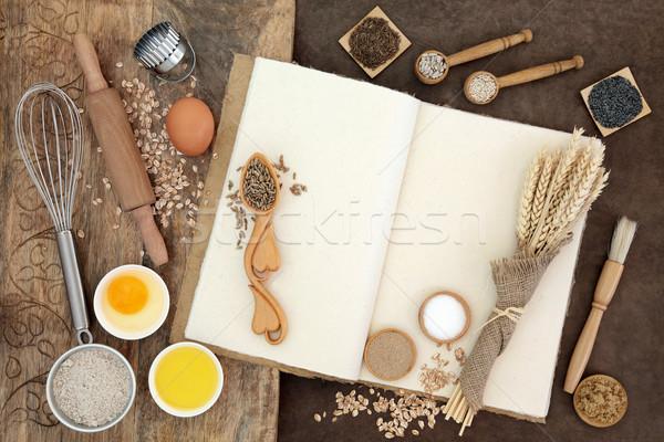 Baking Time Stock photo © marilyna