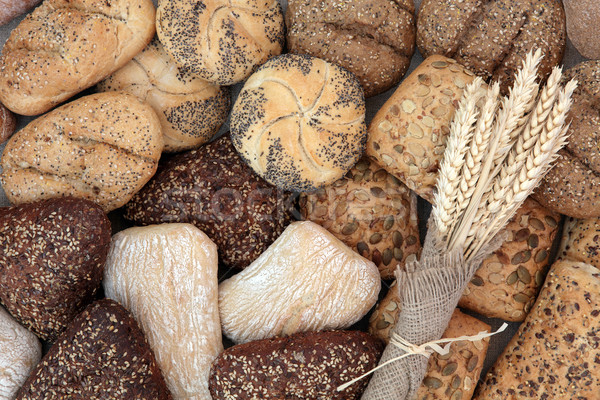 Bread Food of Life Stock photo © marilyna