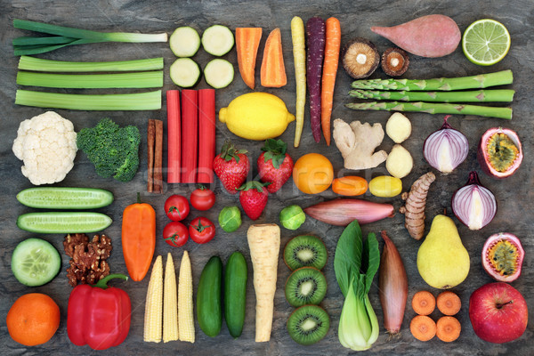 Super Food for Good Health Stock photo © marilyna