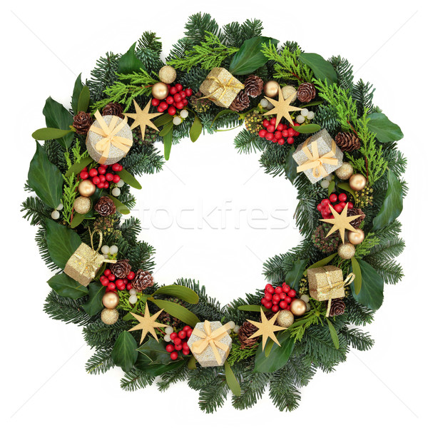 Christmas Time Stock photo © marilyna