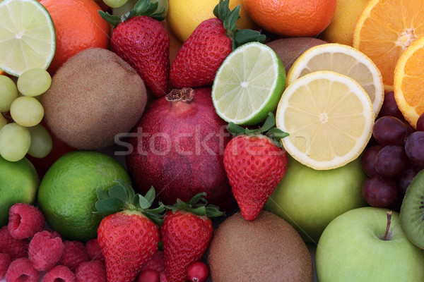 Juicy Health Fruit  Stock photo © marilyna