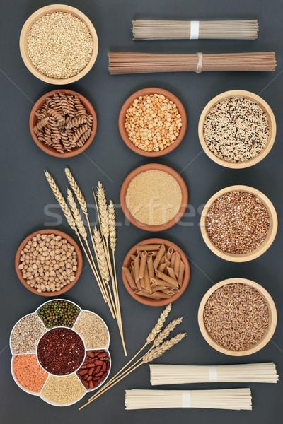 Dried Macrobiotic Health Food Stock photo © marilyna