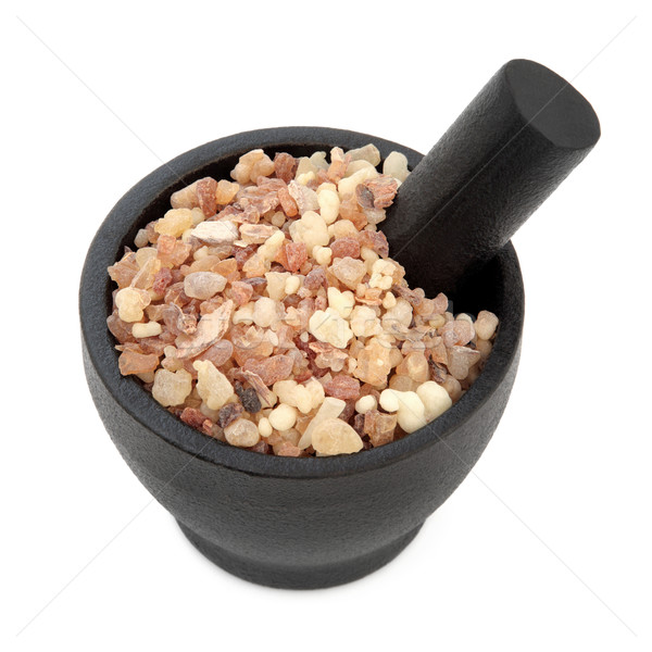 Frankincense and Myrrh Stock photo © marilyna