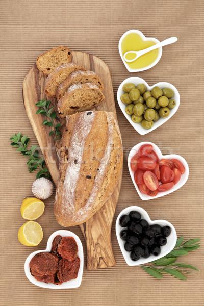 Mediterranean Antipasti   Stock photo © marilyna