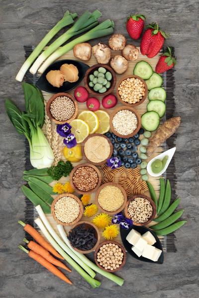 Healthy Macrobitotic Food Stock photo © marilyna