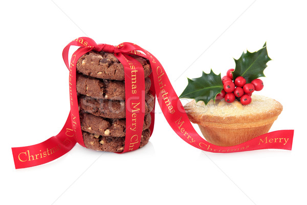 Christmas Indulgence Stock photo © marilyna