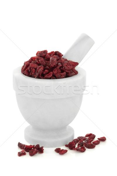 Cranberries Stock photo © marilyna