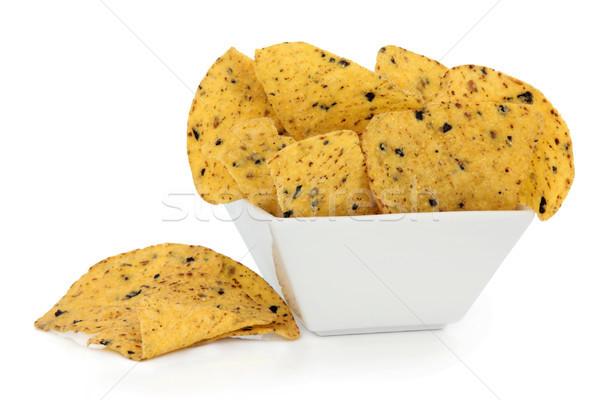 Tortilla Chips Stock photo © marilyna