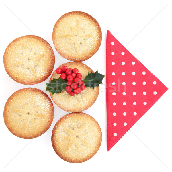 Christmas Food Stock photo © marilyna