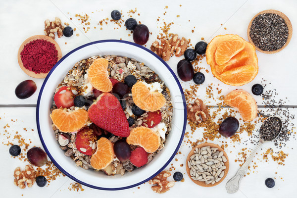 Healthy Food for Breakfast Stock photo © marilyna
