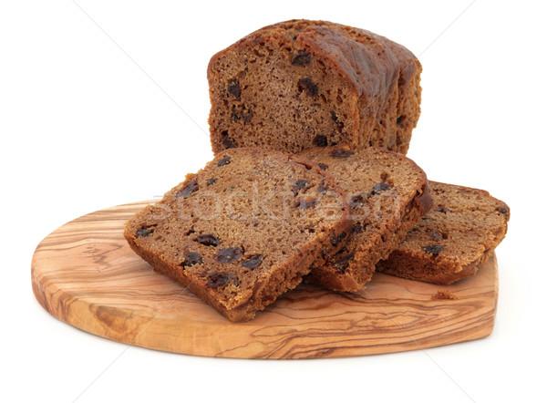 Bara Brith Cake Stock photo © marilyna