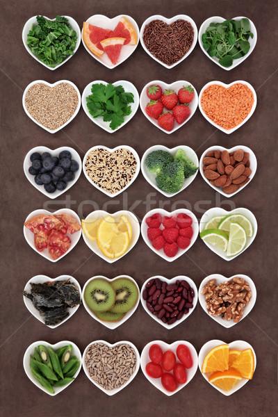 Diet Detox Food Stock photo © marilyna