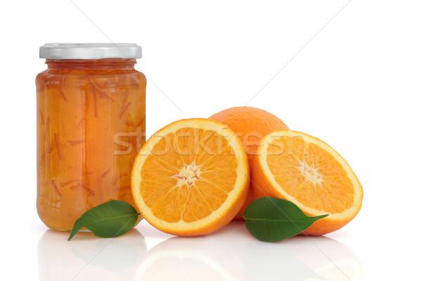 Marmalade Jam Stock photo © marilyna